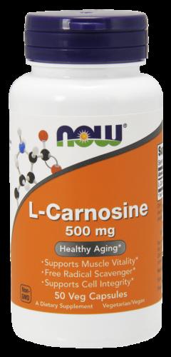 L-Carnosine 500 mg Now Foods