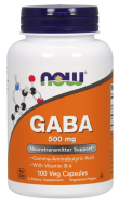 GABA 500 mg Now Foods