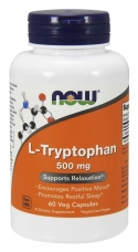 L-Tryptophan 500 mg Now Foods