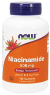 Niacinamide 500 mg Now Foods