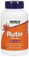 Rutín 450 mg Now Foods