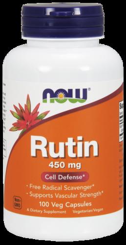 Rutin 450 mg Now Foods