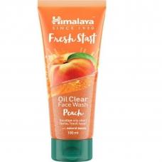 FRESH START peach face wash