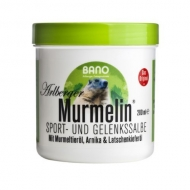 Murmelin Sport 200 ml Bano Arlberger