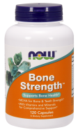 Bone Strength + MCHA Now Foods