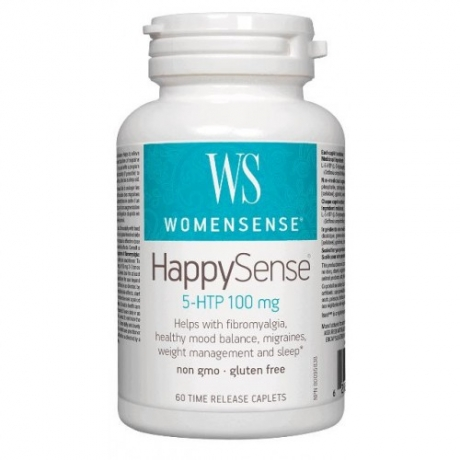 5-HTP 100 mg Webber Naturals - HappySense