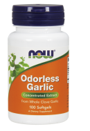 ​Odorless Garlic 50 mg Now Foods