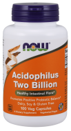 Acidophilus Two Billion Now Foods