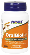 OralBiotic™ + Blis K12 Now Foods