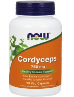 Cordyceps 750 mg Now Foods
