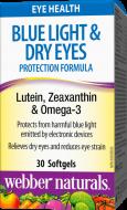 Blue Light & Dry Eyes Webber Naturals