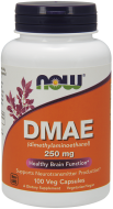 DMAE 250 mg Now Foods