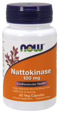 Nattokinase 100 mg Now Foods