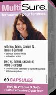 Multivitamín a Minerál pre ženy s luteínom Webber Naturals