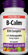 B-Calm (Antistresová bylinná formula) Webber Naturals