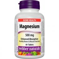Magnesium 500 mg Webber Naturals