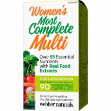 Most Complete Multi women´s  Webber Naturals