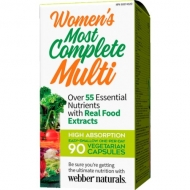 Most Complete Multi women´s  Webber Naturals