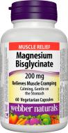 Magnesium Bisglycinate 200 mg Webber Naturals