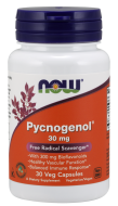 Pycnogenol 30 mg Now Foods