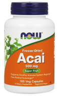 Acai 500 mg Now Foods