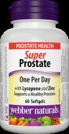 Prostata Super FORTE Webber Naturals