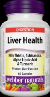 Zdravie pečene (Liver Health) Webber Naturals