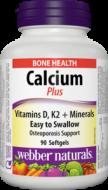 Calcium PLUS Webber Naturals