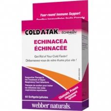 Cold-A-Tak Echinilin 250 mg Webber Naturals