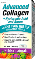 Advanced Collagen + Hyaluronic Acid, Boron Webber Naturals