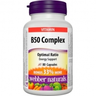 B50 Complex Webber Naturals