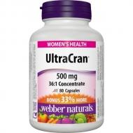 UltraCran 500 mg Webber Naturals