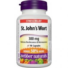 St. John´s Wort 300 mg Webber Naturals