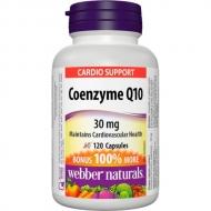 Coenzyme Q10 30 mg Webber Naturals