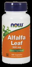 Alfalfa Leaf 500 mg Now Foods