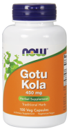 Gotu Kola 450 mg Now Foods