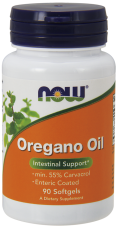 Oregano Oil 55 % Now Foods