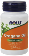 Oregano Oil 55 % Now Foods