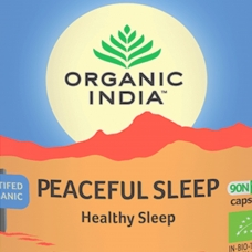 PEACEFUL SLEEP zdravý, pokojný spánok