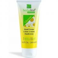 Krém na ruky s glycerínom a silikónom 200 ml Herbalind