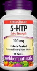 5-HTP 100 mg Webber Naturals