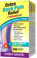 Osteo Back Pain Relief Webber Naturals