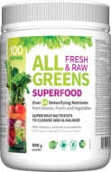 AllGreens Superfoods Webber Naturals