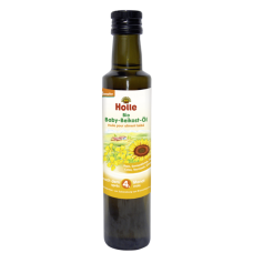 HOLLE slnečnicový olej pre deti