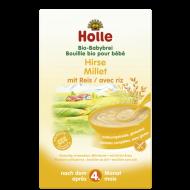 Celozrnná proso kaša (od ukončeného 4 - 6 mesiaca) Holle