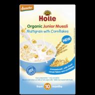 Müsli viaczrnná kaša s corn flakes (od 10 mesiaca) Holle