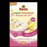 Müsli viaczrnná kaša s ovocím (od 10 mesiaca) Holle