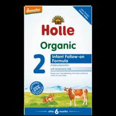 HOLLE Organic 2 (od 6 mesiaca)