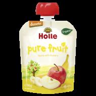Detské Bio pyré jablko, banán od 4 mesiaca Holle