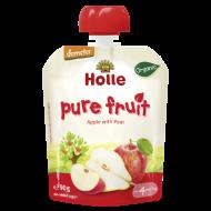 Detské Bio pyré jablko, hruška od 4 mesiaca Holle